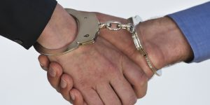 Letting Agent Handcuffs